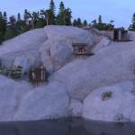 PS1 - hiša v skali