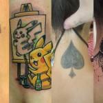 Obupni tatuji, ki so postali lepi
