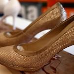 Posebni čevlji za Melanio Trump.