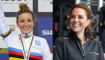 Pauline Ferrand-Prevot in Kate Middleton