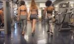 Ženske, ki jih srečamo v fitnes centrih.