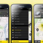 HOPIN TAXI - aplikacija za taksi