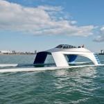 Vodno plovilo Glider Yachts SS18