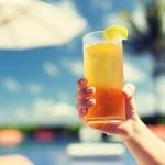 Recept - domači ledeni čaj