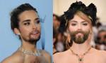 Supermodeli z brado in brki