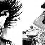 Vroče ilustracije, ki so za ultra poredne (pare)