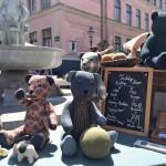 Zaključno jesensko ARTish srečanje na Gornjem trgu