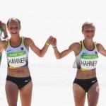 Dvojčici Anna in Lisa Hahner.