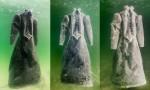 Slana obleka iz Mrtvega morja.