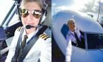 Dan v življenju pilotke Marie Pettersson.