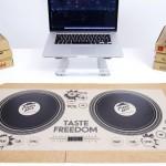 DJ škatla za pico