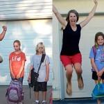 Prvi šolski dan ali ta Veseli dan za starše.