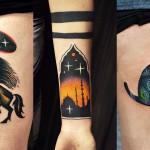 Psihedelični tatuji