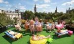 London - prva nudistična plaža