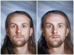 Naked Faces: gol si ''ful'' drugačen.