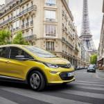 Nova Opel Ampera-e se predstavlja v Parizu.