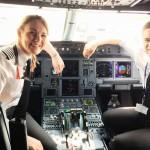 Kate McWilliams je postala najmlajša komercialna pilotka na svetu.