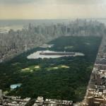 Največji tanker  Seawise Giant meri 458 metrov, na fotografiji je v newyorškem Centralnem parku.