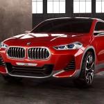 Konceptno vozilo BMW X2