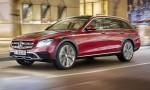 Mercedes-Benz E - All Terrain