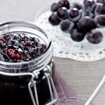 Recept za domačo grozdno marmelado