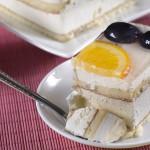 Jogurtova torta z grozdjem