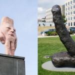 Najgrše skulpture na svetu