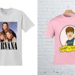 Alternativne kratke majice