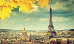 Jesen je idealen čas za potovanje.
