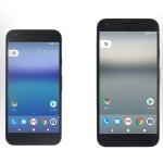 Pametni telefon Google Pixel in Google Pixel XL