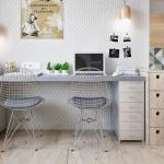 Domača pisarna - Pisarna doma