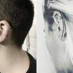 Ušesni tatuji