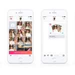 Mobilna aplikacija Tinder Stacks