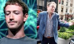 Mark Zuckerberg in Elon Musk