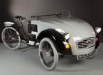 Tricikel 2CV Paris