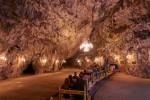 Vlakec je ena izmed najbolj prepoznavnih znamenitosti v Postojnski jami.