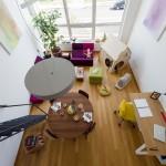 Dom slovenskega oblikovanja – pop-up stanovanje v Ljubljani