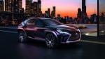 Lexus UX koncept