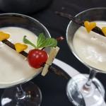 Koktajl Lolita ima čokoladno-smetanast okus