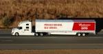 Avtonomni tovornjak zagonskega podjetja Otto.