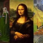 kaj skrivajo znana umetniška dela