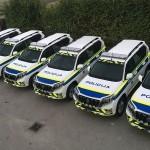 Slovenska policija - Toyota Land Cruser