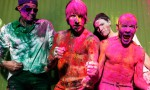 red hot chili peppers dunaj