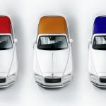 Modna izpeljanka modela Rolls-Royce Dawn