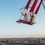 Over The Edge: najvišja gugalnica v Evropi