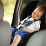 Otrok, ki zaspi na ukaz
