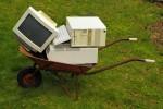 Zbiranje rabljenih računalnikov v Sloveniji