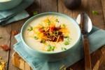 Recept - domača krompirjeva juha