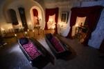 Airbnb za noč čarovnic omogoča prenočevanje v gradu grofa Drakule.