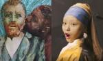 Ko umetniške slike oživijo